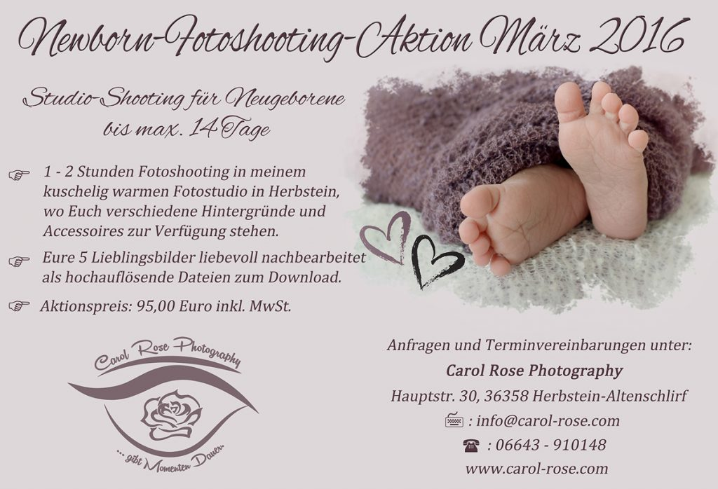Newbornfotograf Neugeborenenfotografie Vogelsberg