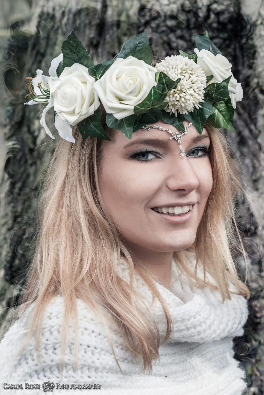 Fotoshooting Vogelsberg Fotoshooting Headdress Portraitfotografie Portrait Vogelsberg