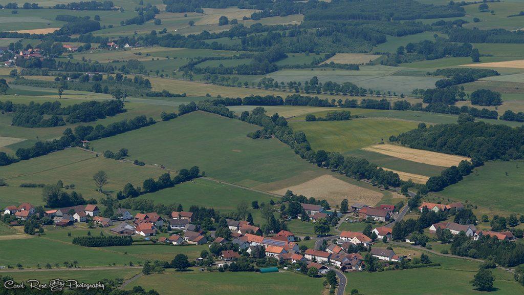 Grebenhain Fotograf Luftbilder Vogelsberg