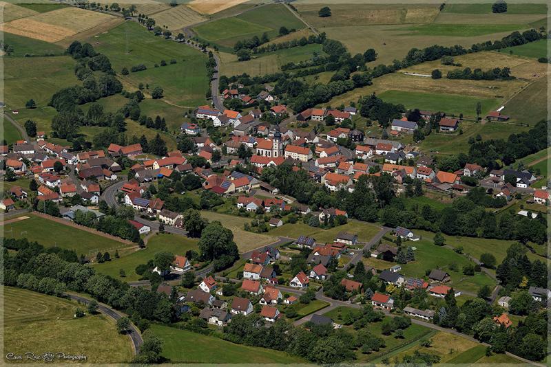 Luftbild Altenschlirf Luftbild Vogelsberg Vogelsbergfotos