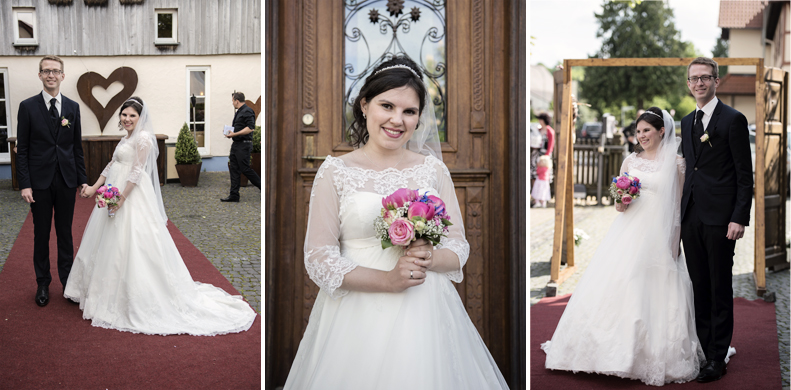 Brautpaar Fotoshooting Daesch Wilder Mann
