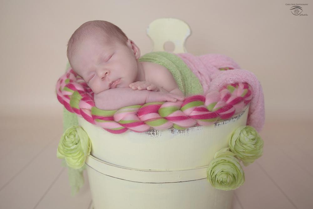 Newborn Fotoshooting Vogelsberg Babyfotograf Alsfeld