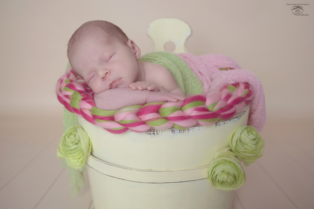 Newbornfotoshooting Schlitz Babyfotograf Büdingen
