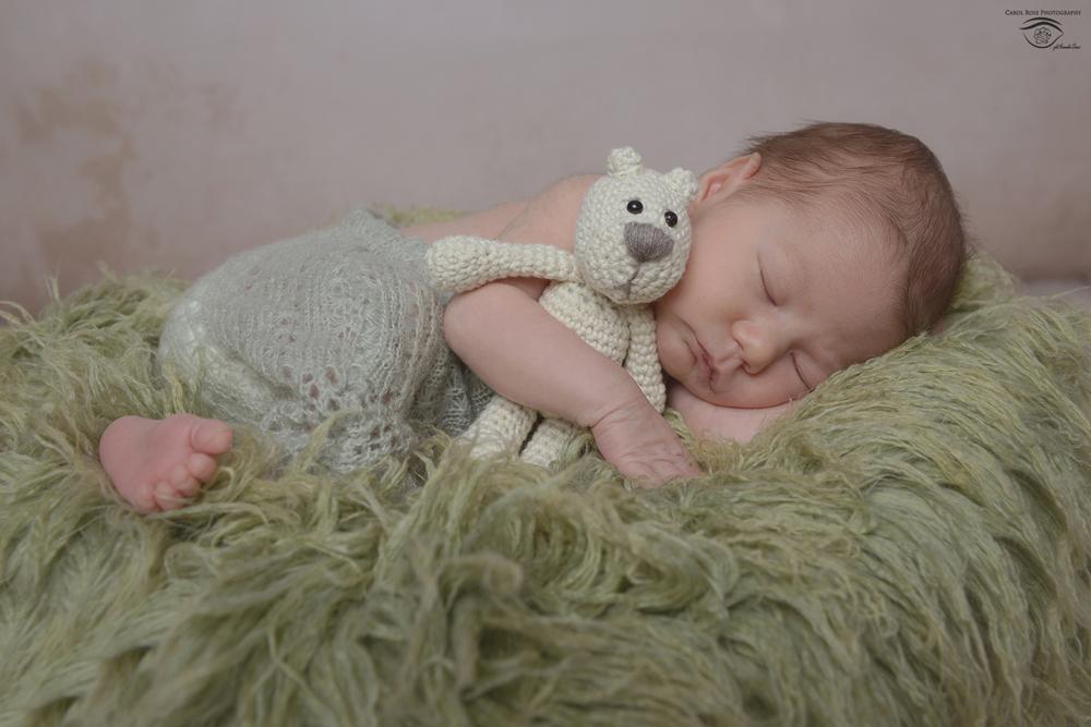 Newbornfotos Schotten Babyfotoshooting Fulda