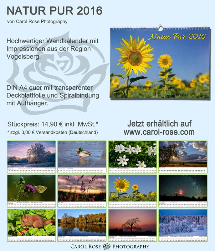Vogelsbergkalender Kalender Vogelsberg