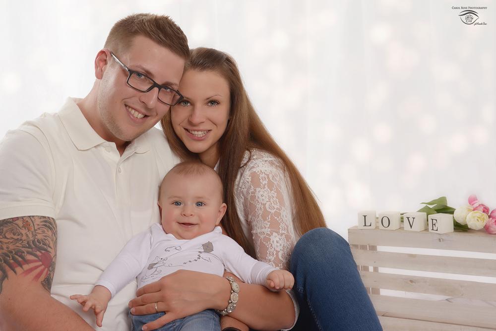 Babyfotograf Gedern Neugeborenenfotoshooting Lauterbach