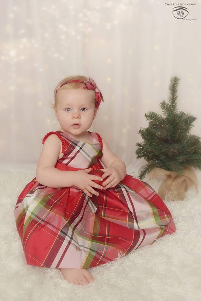 Kinder Fotoshooting Fulda Weihnachtsfotos