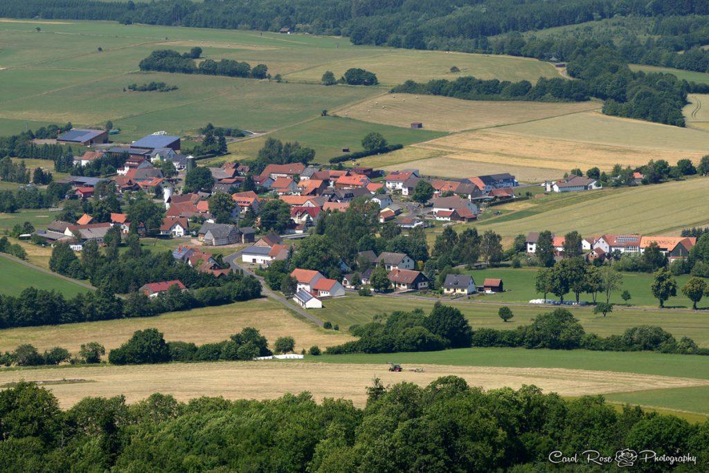Vogelsberg Fotograf Luftbilder Grebenhain