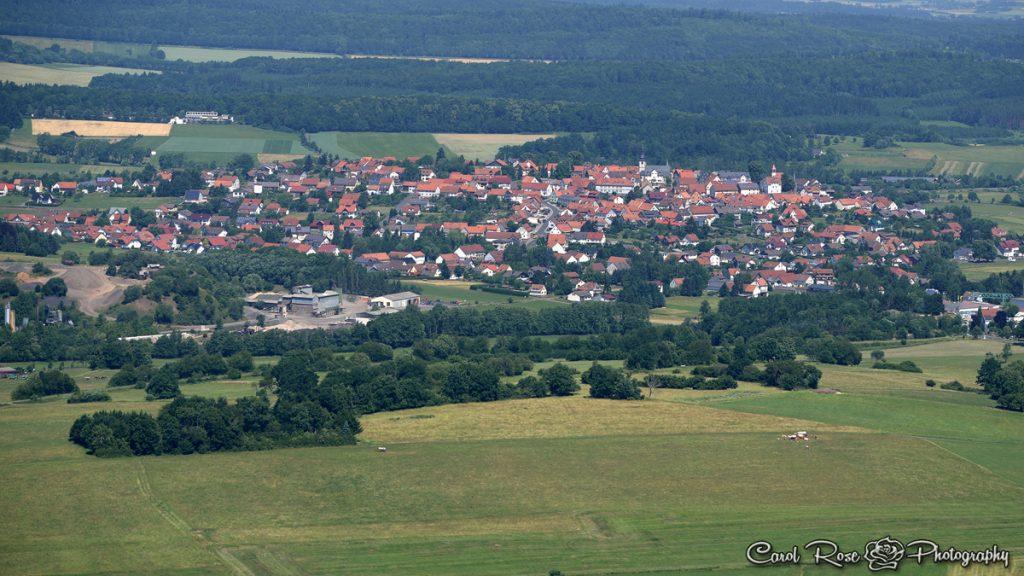 Luftbilder Vogelsberg Fotograf Alsfeld