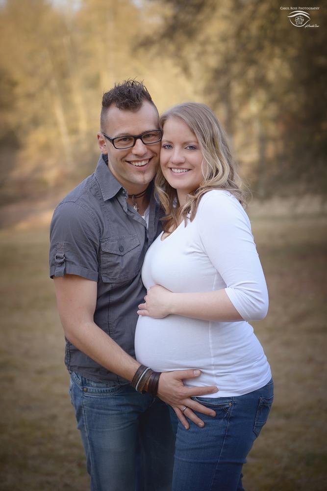 Paarfotoshooting Nidda Schwangerschaftsfotos Gießen