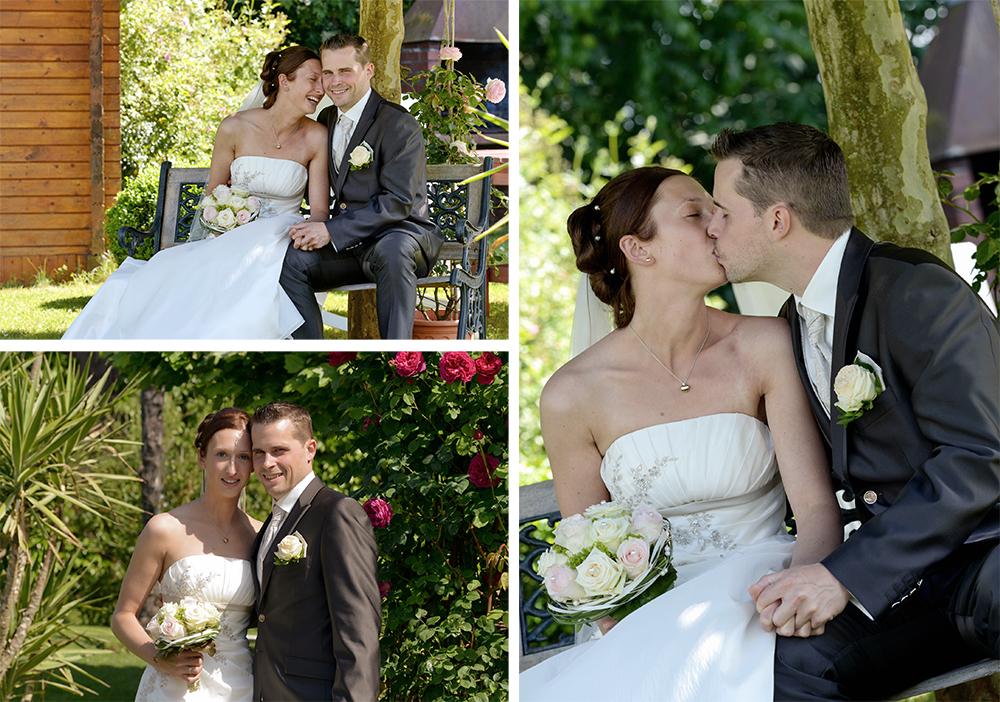 Portraits Brautpaar Hochzeitsfotograf Lauterbach
