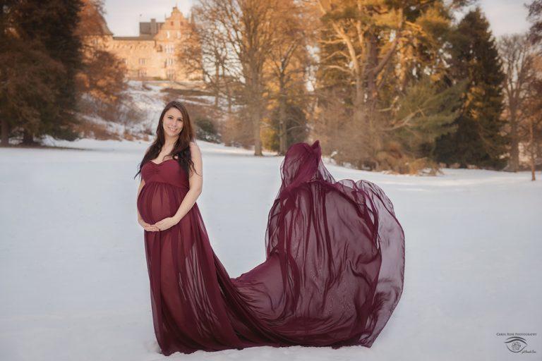 Schwangerschaftsfotos Gedern Fotograf Babybauchkleider