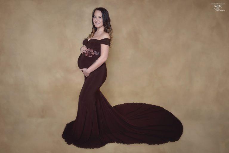 Schwangerschaftskleid Babybauchshooting Alsfeld