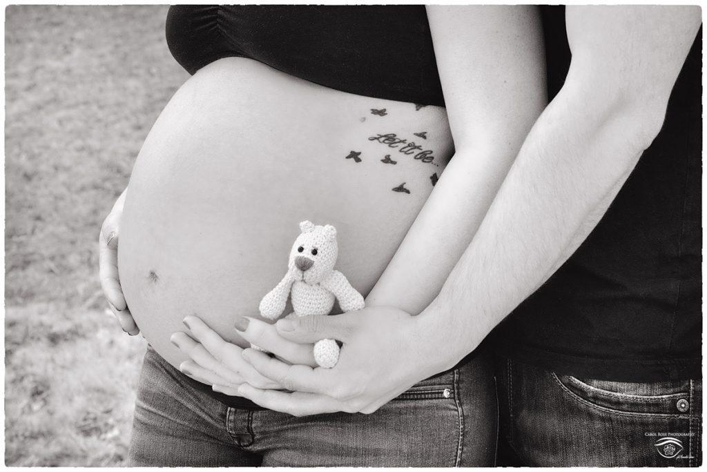 Babybauchbilder Gedern Paarfotoshooting Ranstadt