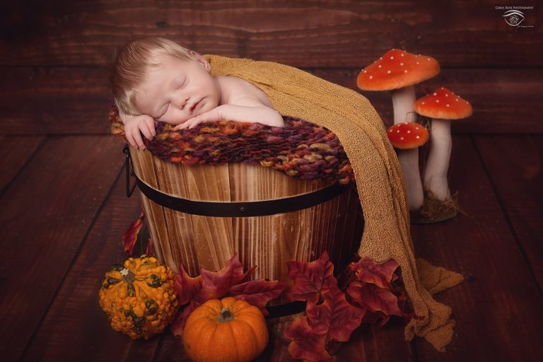 Newborn-Fotoshooting Fulda Babyfotograf