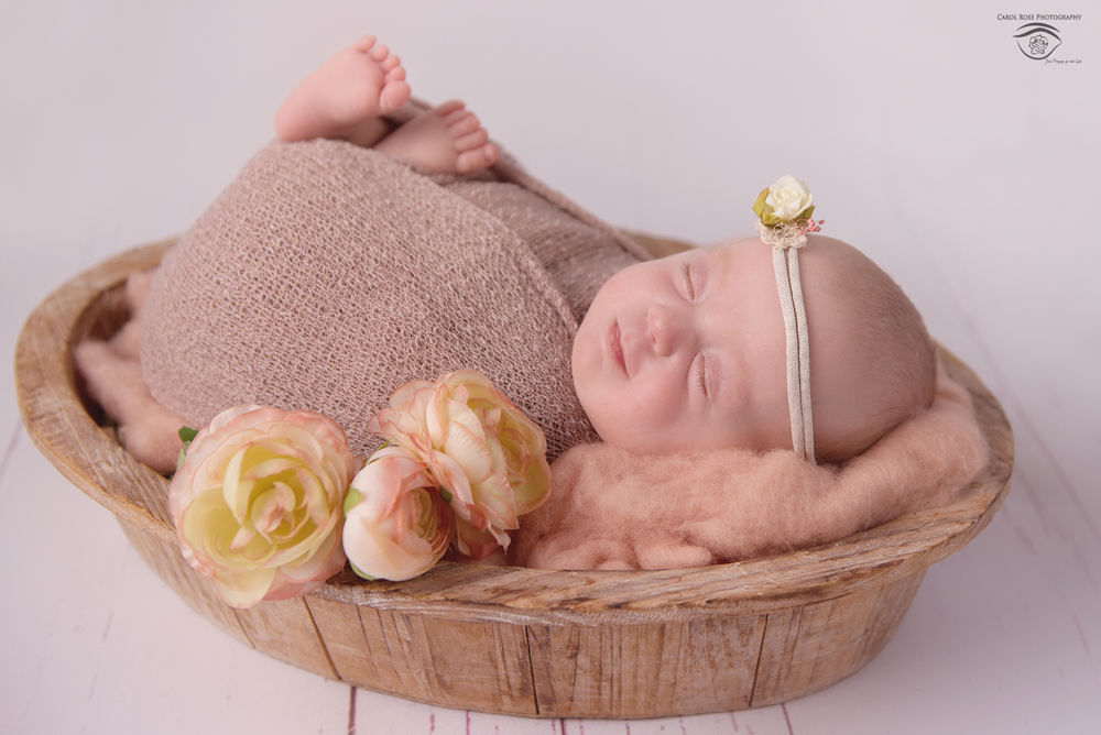 Newbornfotoshooting Grünberg Babyfotos Schlitz