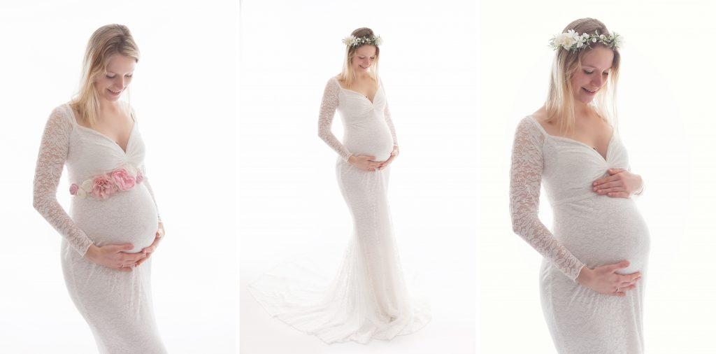 Schwangerschaftsfotos Fulda Babybauchkleider Fotografin Nidda