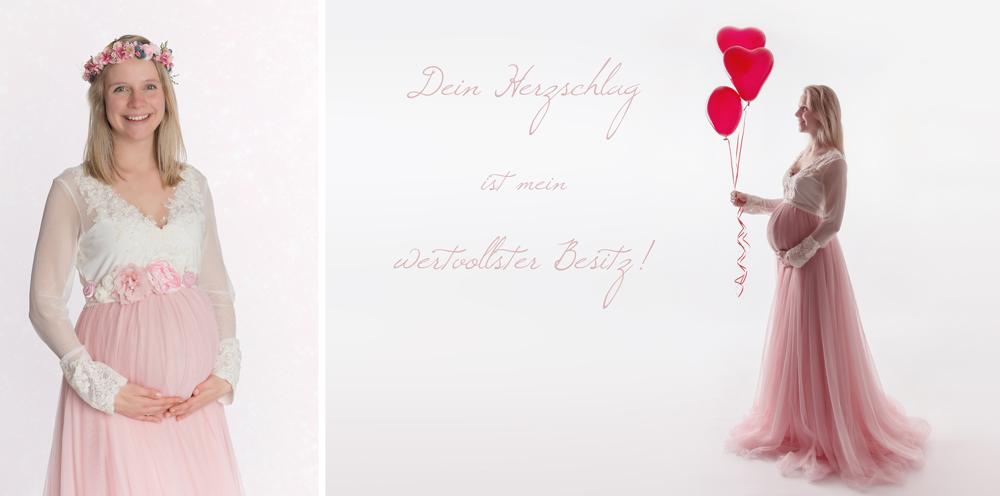Fotoshooting Babybauch Fulda Babyfotografin
