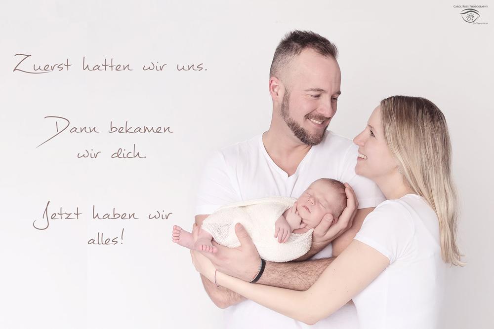 Lauterbach Neugeborenen Fotoshooting Fulda